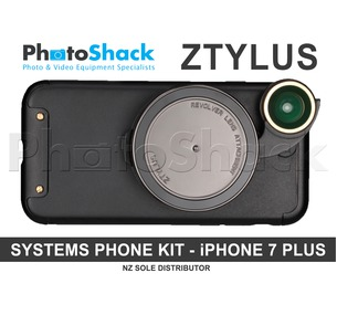ZTYLUS Revolver Kit for iPhone 7 PLUS - Black