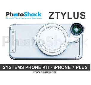 ZTYLUS Core Edition Revolver Lens Camera Kit for iPhone 7 Plus