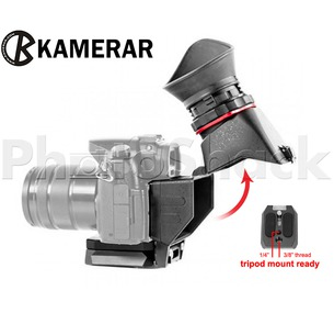 LCD Viewfinder Kit with plate