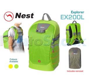 Camera Backpack - NEST EXPLORER 200L