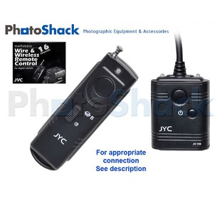 Wireless Shutter Release JY110