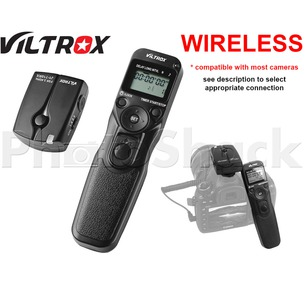 Wireless Timer Intervalometer Remote Control JY710