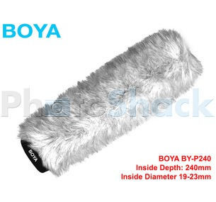 Boya Windscreens - P Series