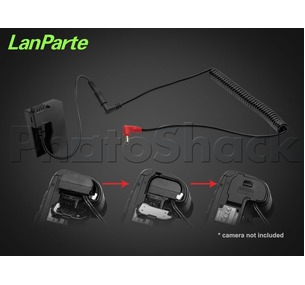 LanParte - DSLR Battery Dummy Pack