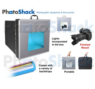Portable Photo Lighting Case