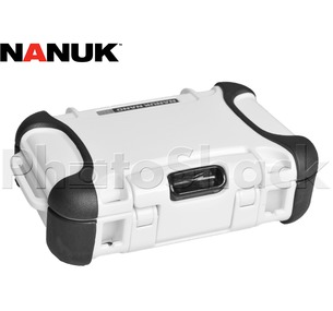 Nanuk Nano Hard Case White