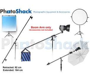 Boom Arm Reflector / Backdrop Holder