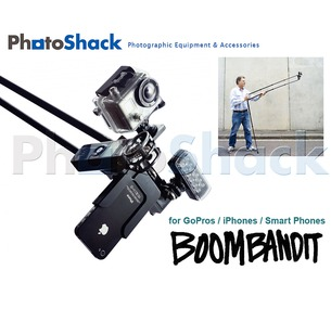 BoomBandit - for GoPro / iPhone / Smart Phone