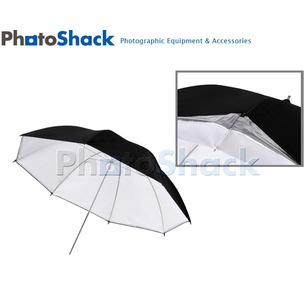 Studio Flash Umbrella 40'' Reflective Translucent 2in1