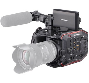 Panasonic AU-EVA1 Compact 5.7K Super 35 Cinema Camera - EF Mount
