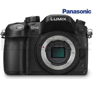 Panasonic Lumix DMC-GH4 Mirrorless Micro Four Thirds