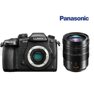 Panasonic Lumix DC-GH5 & Leica 12-60mm F2.8-4 Asph kit