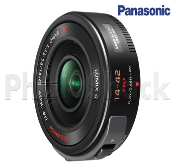 Panasonic LUMIX G X Vario PZ 14-42mm f/3.5-5.6 Power O.I.S. Lens