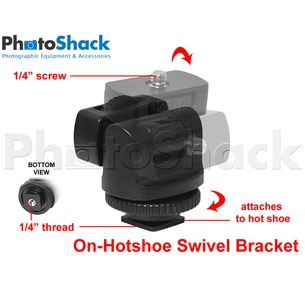 Viltrox Hot Shoe Swivel Bracket