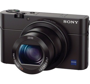 Sony DSC RX100 III 20MP Zeiss 24-70MM F1.8-2.8 Lens