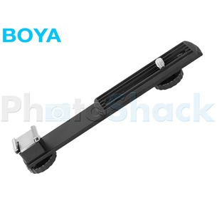 Boya Universal Bracket for Microphone & DV Camcorders
