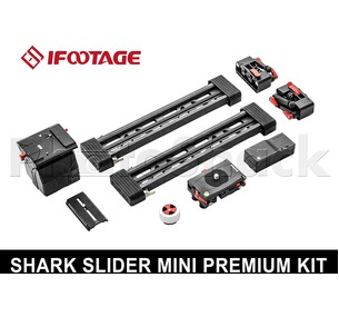 iFootage Shark Slider Mini Premium Kit