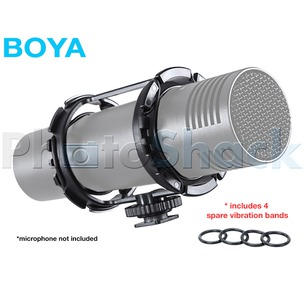 Boya Microphone Cradle / Shock Mount (40-48mm)