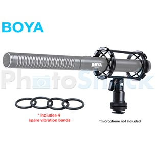 Boya Microphone Cradle / Shock Mount (19-22mm)