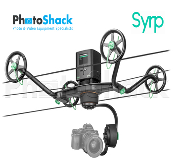 Syrp Slingshot 3-Axis - 25m Kit