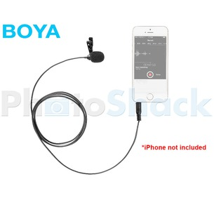 Lavalier - Microphone for Smart Devices - Boya