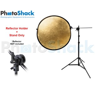 Reflector Holder with Stand (reflector not included)