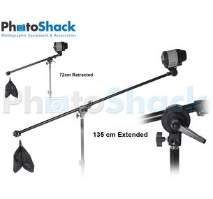 Boom Arm (lightweight) with light stand