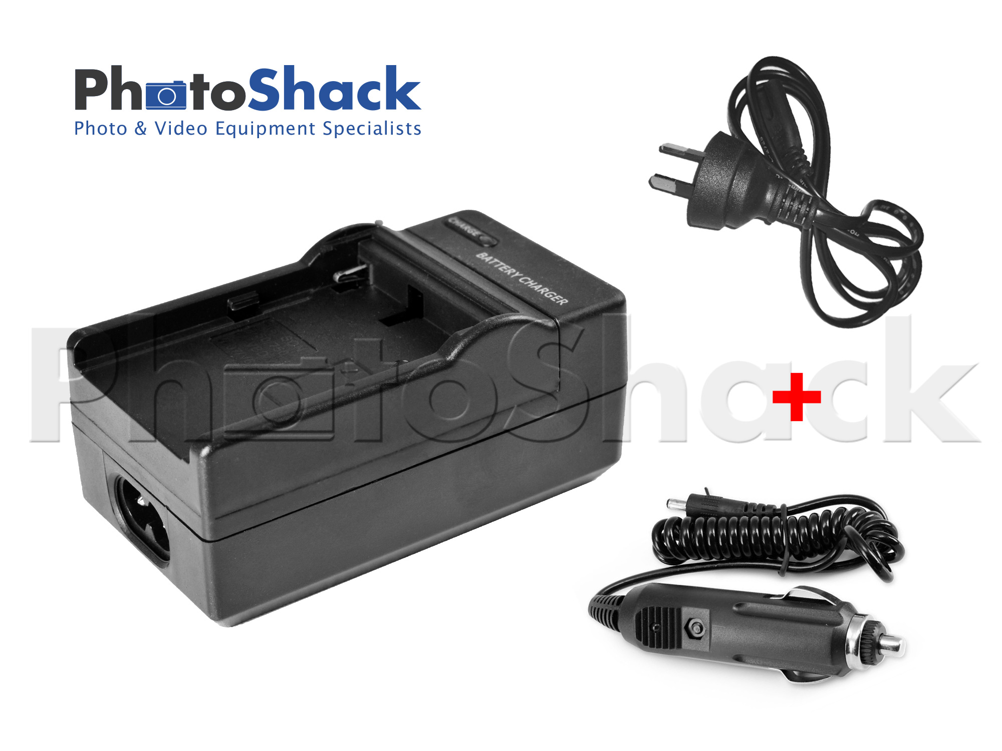 Charger For Action and Compact Camera Batteries 4.2V
