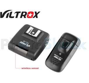 Viltrox 2-in-1 Wireless Flash Trigger FC-16