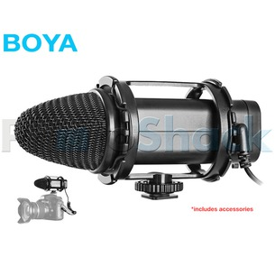 Boya Compact Stereo Video Microphone