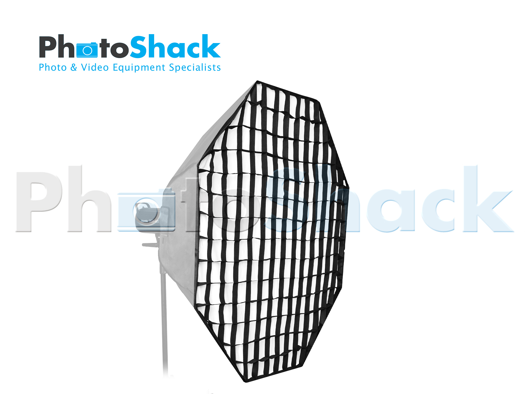 Softbox 120cm with Grid (Heat resistant) Octagonal - Bowens