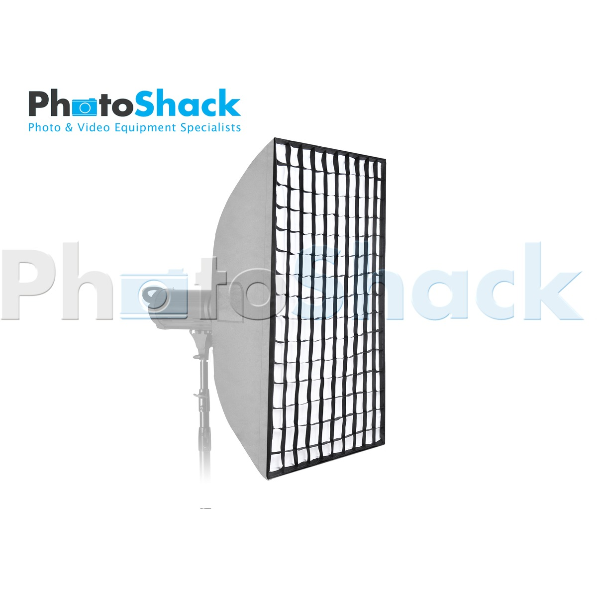 Softbox 60x90cm with Grid (Heat resistant) - Bowens