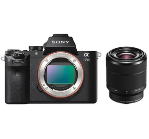 Sony Alpha a7II + 28-70mm lens Kit