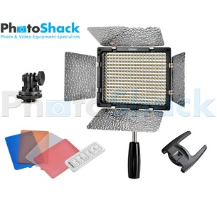 DSLR /Video LED light Variable Colour YN300II Set