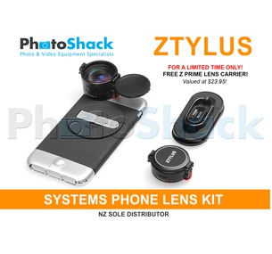 Ztylus - Prime Lens Kit for iPhone 6 / 6s