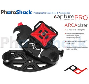 Peak Design CAPTURE PRO CAMERA CLIP with ARCAplate