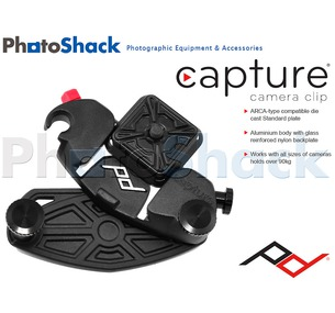 Peak Design Capture Camera Clip with Standard plate