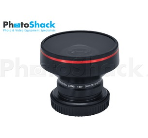 CineLens 37mm Fisheye Lens for Cinema Mounts