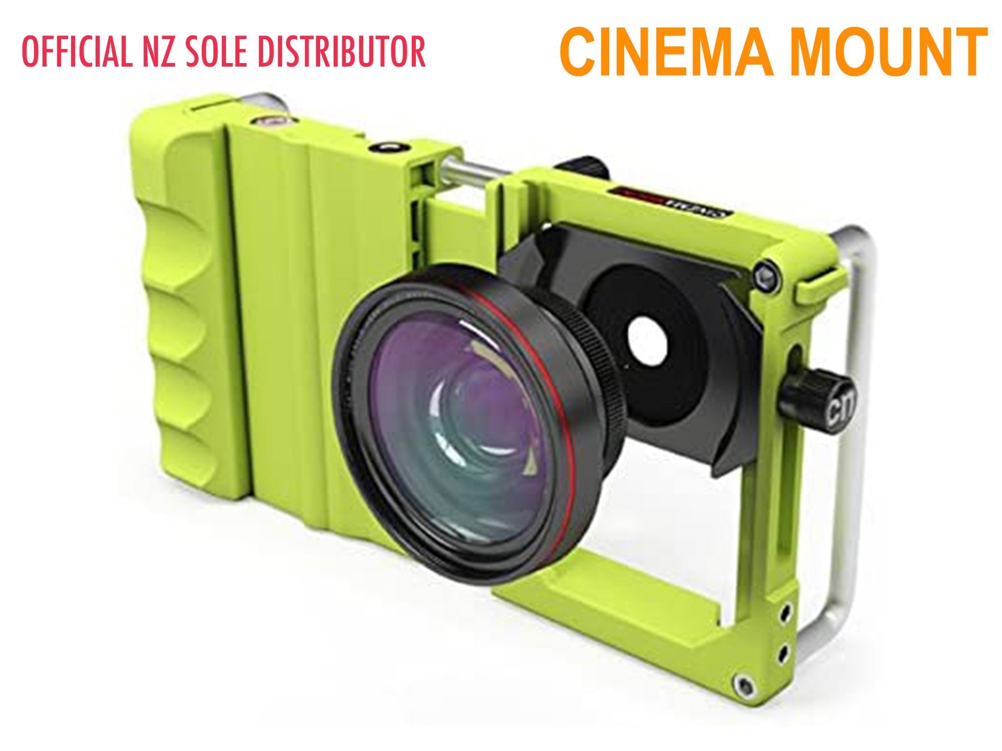 Cinema Mount for Smart Devices - Green