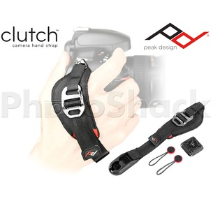 Peak Design Clutch Camera Hand Strap with Standard Plate