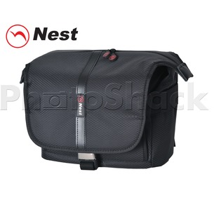 Shoulder Camera Bag - Nest Hiker 10 - Black