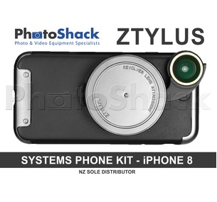 Ztylus Revolver Lens Camera Kit for iPhone 8 - Silver