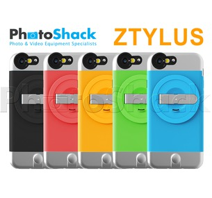 Ztylus Case for iPhone 6 METAL - BLACK