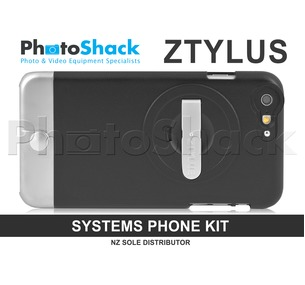 Ztylus Case for iPhone 6/6s Plus METAL - BLACK