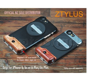 Hand Grip Attachment for Ztylus Cases
