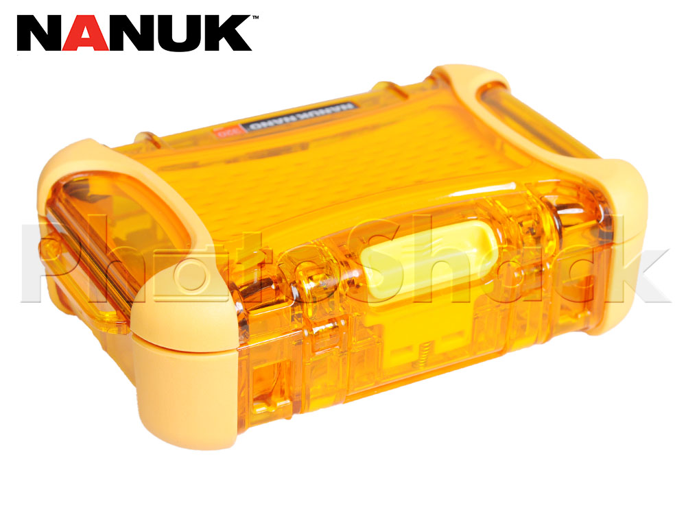 Nanuk Nano Hard Case - Nano 310 Orange