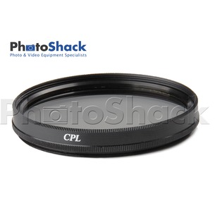 Circular Polarising Filter (CPL) - 58mm