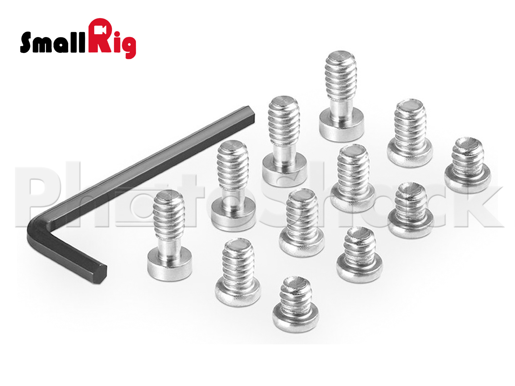 SmallRig Hex Screw Pack - 12 pcs