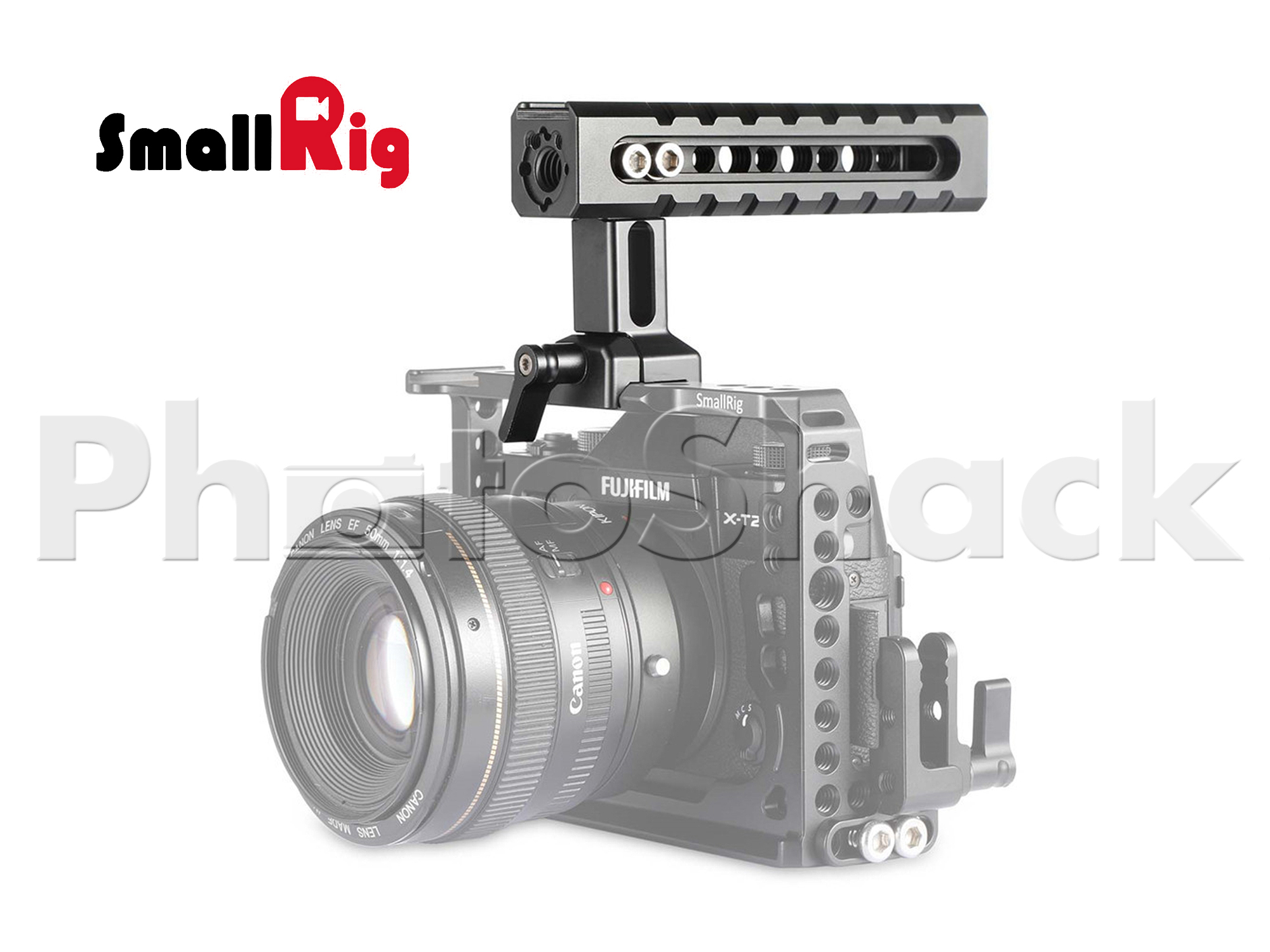SmallRig Camera/Camcorder Action Stabilizing NATO Handle