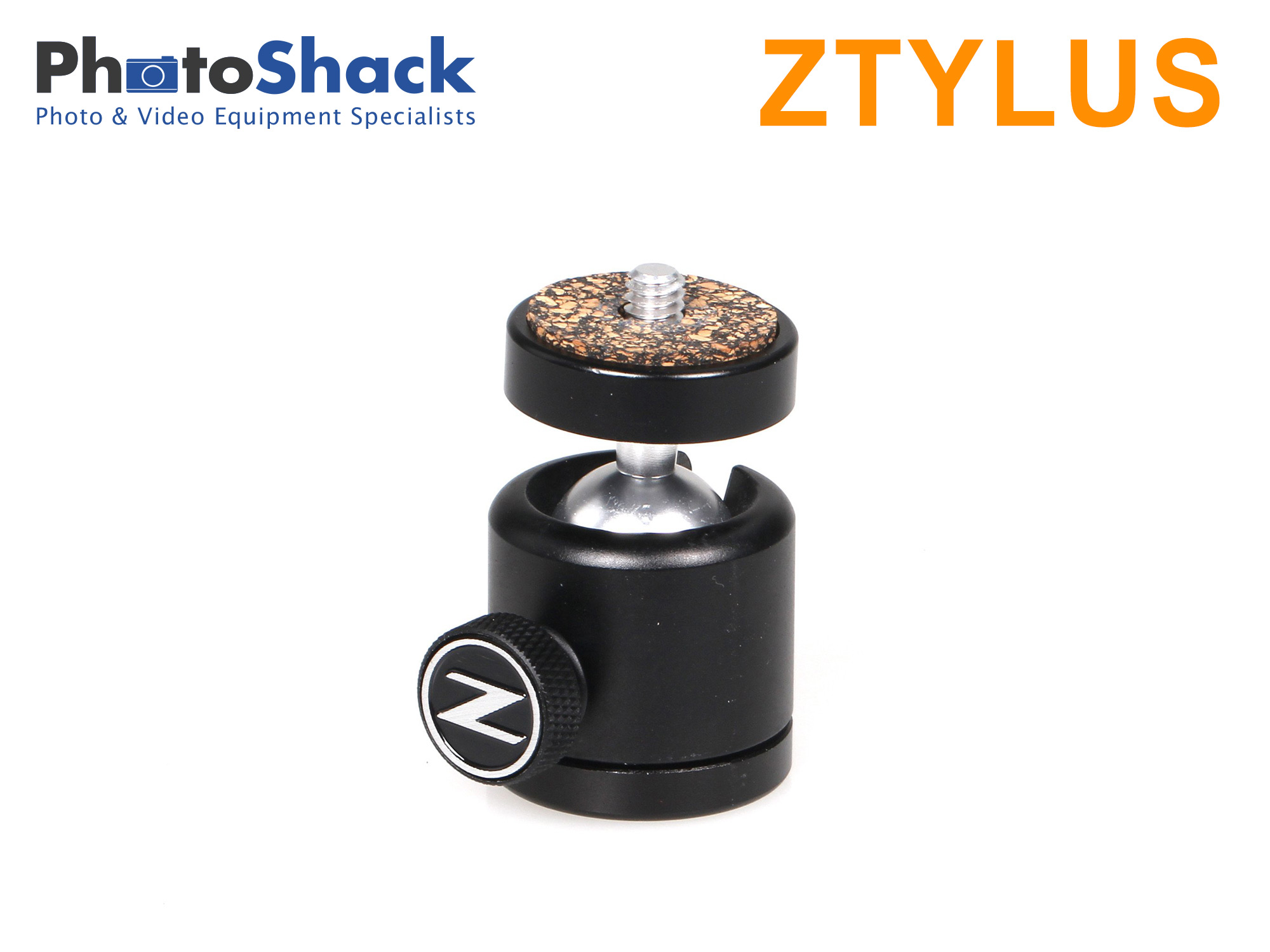 ZTYLUS Mini Ball Head